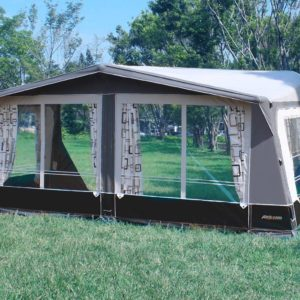 Camptech Kensington Full Traditional Inflatable Air Caravan Awning